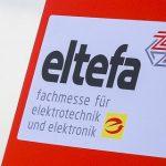 Die eltefa 2019 ist gestartet