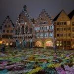Luminale bringt Frankfurt und Offenbach zum Leuchten