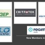 Fegime Ukraine gewinnt vier neue Mitgliedsunternehmen