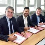 Trio gründet Joint Venture emonvia GmbH