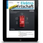 März-Ausgabe der ElektroWirtschaft erschienen - kostenfrei digital lesen!