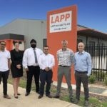 Lapp Down Under: Nun auch in Australien vor Ort