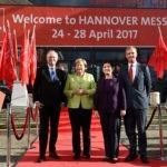 Hannover Messe hat begonnen