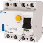 Eatons allstromsensitive FI-Schalter der Reihe PXF-B