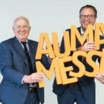 Walter Mennekes als Vorsitzender der AUMA verabschiedet