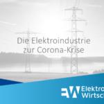 Welche Maßnahmen trifft die Elektroindustrie, um die Lieferfähigkeit aufrecht zu erhalten?