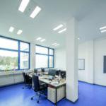 Intelligente Lichttechnik für den Büro-Alltag