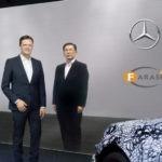 Mercedes-Benz verkündet  Partnerschaft mit Batteriezellenhersteller Farasis