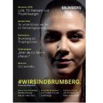 #WIRSINDBRUMBERG. Brumberg setzt Statement.
