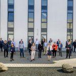 Pracht empfing Junge Führungskräfte im VEG in Dautphetal-Buchenau
