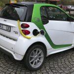 Außenhandel mit Elektrofahrzeugen legt zu