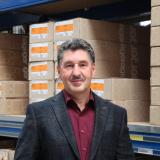 Wilfried Hoch ist der neue Geschäftsführer von Streb Freiburg. (Foto: Bruder Gruppe)