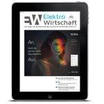 Die Mai-Ausgabe der ElektroWirtschaft ist da!