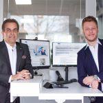 Marvin Brück verstärkt f-tronic-Geschäftsführung