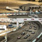 ABB Formel E startet in Berlin ins Saisonfinale