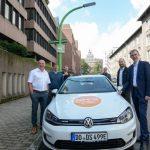 In Dortmund werden Straßenlaternen zu Ladesäulen