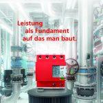 Sicherer Überspannungsschutz im industriellen Umfeld