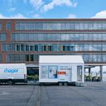 Hager startet Tiny House Tour durch Deutschland