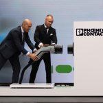 Offizielle Eröffnung des neuen Produktionsstandortes von Phoenix Contact E-Mobility in Polen
