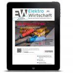 Die Oktober-Ausgabe der ElektroWirtschaft ist da!